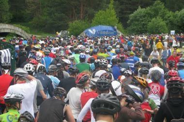 Rugpjūčio 22-ąją Vilniuje rengiamas tarptautinis dviračių maratonas
