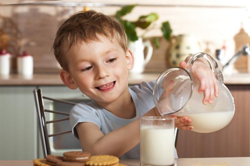 Netrukus gali brangti pieno produktai