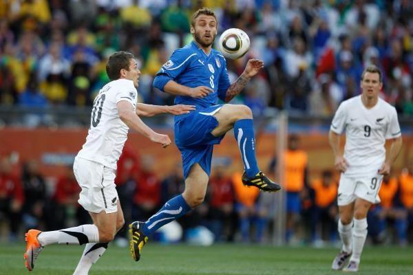 F grupė: Paragvajus ir Slovakija kausis toliau, italai - namo