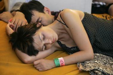 Miego sutrikimai: vaistažolės alternatyva migdomiesiems