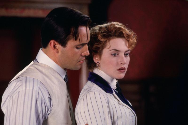 """Kate Winslet pagaliau pavyko atvykti į """"Titaniko"""" premjerą"""
