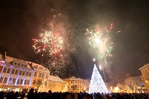 Švęsti Naujųjų metų į Lietuvą suplūs rusai ir baltarusiai