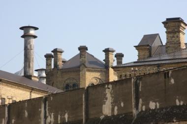 Lukiškių kalėjimas lieka Vilniuje