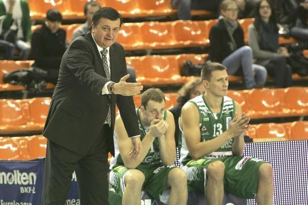 A.Petrovičius: atvirai kalbėsiu su kiekvienu žaidėju – tokia mano filosofija
