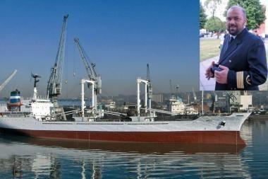 Deramasi dėl pagrobto kapitono D.Baškirovo likimo