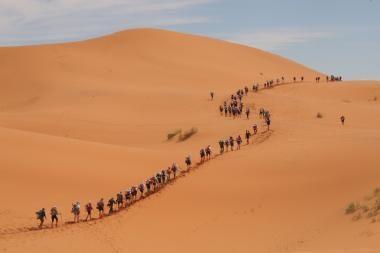 Iš saulės ir smėlio dykumoje gamins energiją