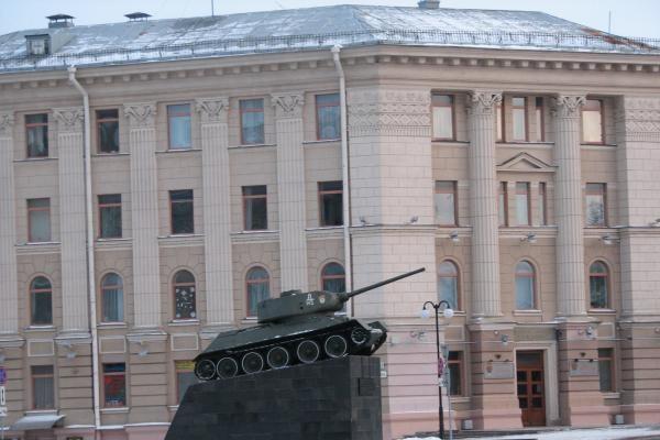 Minskas – šaltas ir pilkas, bet savaip mielas lietuvio širdžiai