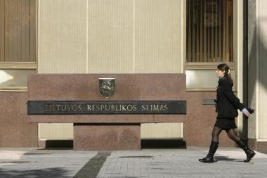 Gruzijos parlamentarai patirties semsis Lietuvoje