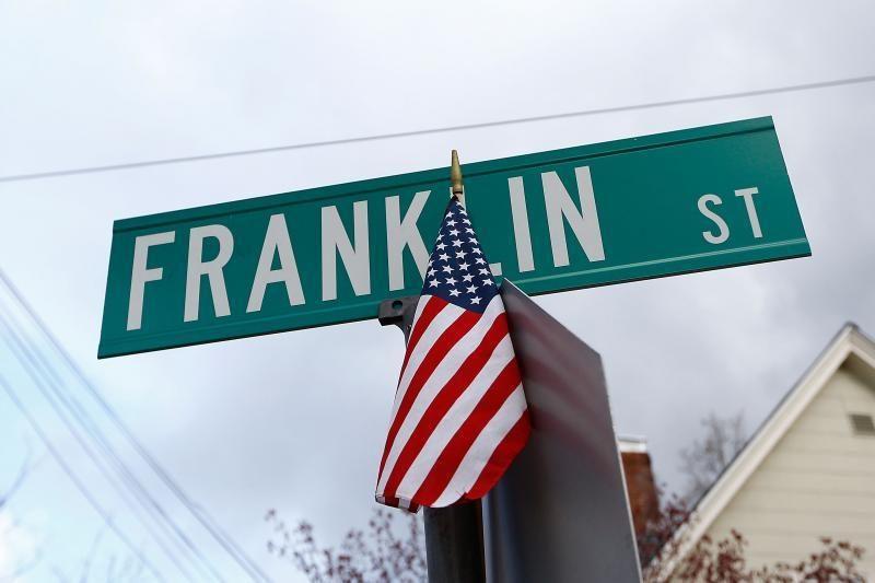 Savaitę po Bostono maratono gyventojai paminėjo tylos minute