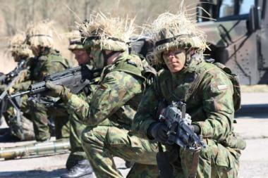 R.Juknevičienė: linkstama prie savanoriškų karinių mokymų
