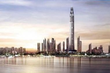 Dubajuje iškils kilometro aukščio dangoraižis