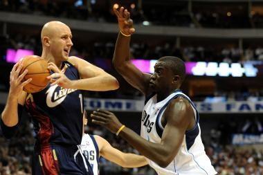 NBA: pergalėmis džiaugėsi Ž.Ilgauskas ir L.Kleiza
