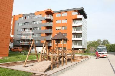 Pirmąjį pusmetį Klaipėdoje parduota virš 900 butų