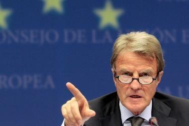 Europos Sąjunga svarsto sankcijas Rusijai
