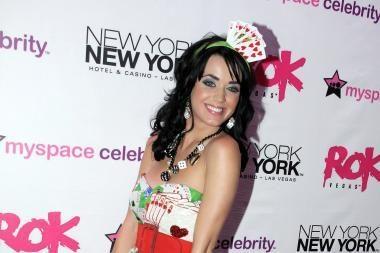 MTV apdovanojimų ceremonijai diriguos Katy Perry