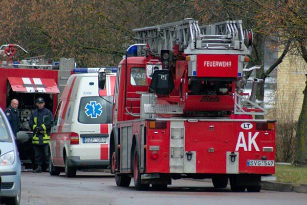 Trakų rajone gaisravietėje rastas lavonas