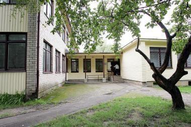 """""""Animos"""" pastatas – Vaikų ir moksleivių laisvalaikio rūmams"""