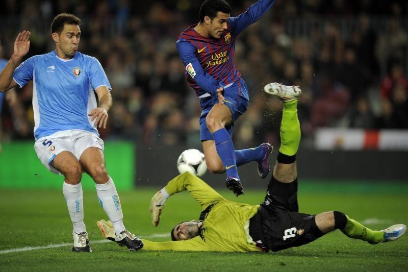 """""""Barcelona"""" Ispanijos taurės rungtynėse sutriuškino varžovus"""