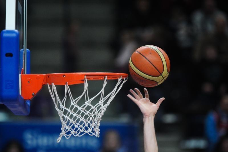 Pirmoji Lietuvos dvidešimtmečių krepšininkų nesėkmė Europos pirmenybėse