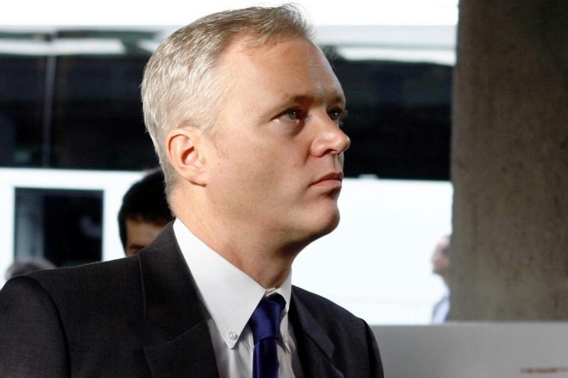 Atsistatydino Švedijos gynybos ministras