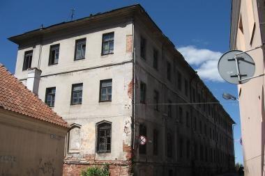 Žydai teismuose vis dar aiškinasi dėl ligoninės Kaune