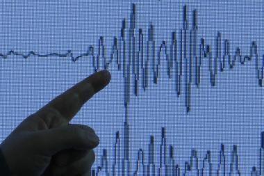Ekvadore - stiprus žemės drebėjimas