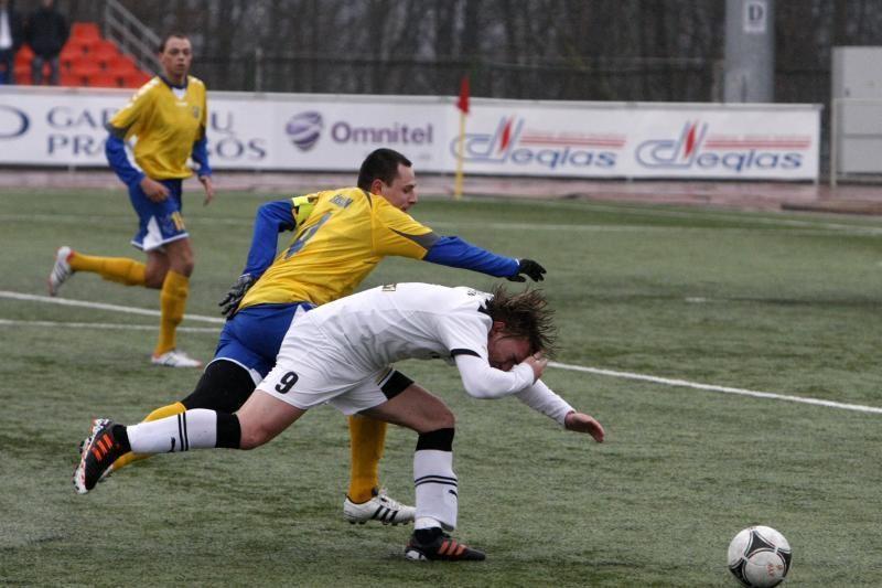 LFF raštu kreipėsi į Vilniaus REO klubą