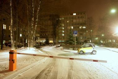 Lietuvos radijas ir televizija savo svečiais nesirūpina