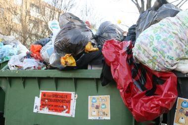 Rinkliavos už atliekas dydis turi būti pagrįstas