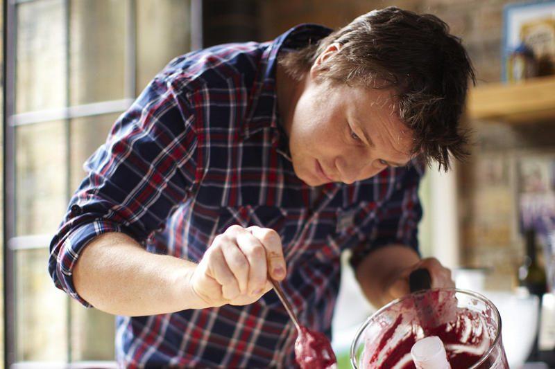 Jamie Oliveris kviečia gaminti realiu laiku