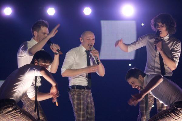 "Ta beprotiška, beprotiška, beprotiška ""Eurovizija"" II"