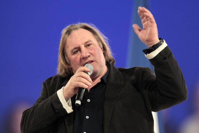 G.Depardieu vaidins buvusį TVF vadovą, nes jo nemėgsta