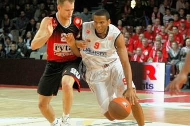 "Eurolyga: ""Cholet Basket"" – Vilniaus ""Lietuvos rytas"" 73:69"