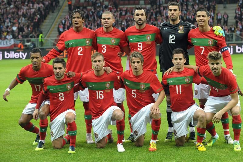 Paaiškėjo preliminari Portugalijos rinktinės sudėtis