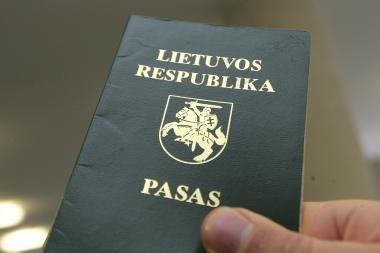 Seimo komitetas nusprendė, kad tautybės pase nereikia rašyti