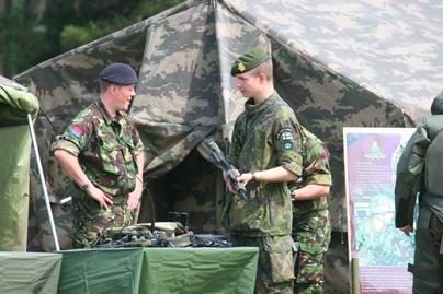 Prisieks pirmasis profesinės karo tarnybos eilinių būrys