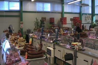 FNTT Žemaitijoje išaiškino nelegalų prekybos mėsos produktais tinklą