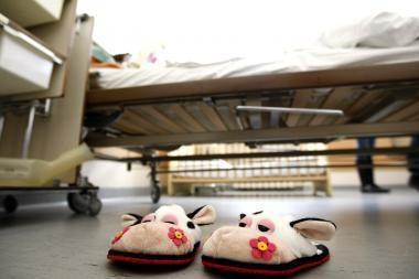 Vilniaus ligoninėje atsidūrė sumušta paauglė