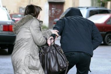 Savaitgalį Vilniuje įvykdytos net 54 vagystės