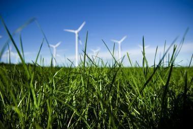 Vėjo jėgainių statytojai priešinasi naujai ES paramos skyrimo tvarkai