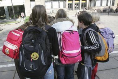 Mokiniai mokykloje užrakinami kaip kalėjime (papildyta)