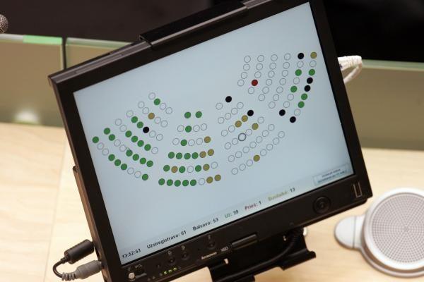 Seimas priėmė 2010 m. biudžetą (papildyta)