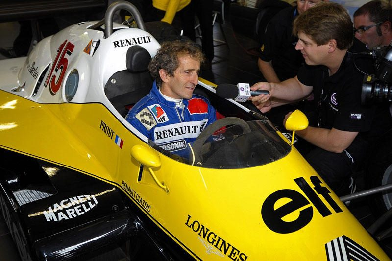 """A.Prostas - naujasis """"Renault"""" prekinio ženklo ambasadorius"""