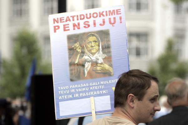 Naujų dalyvių privačiuose pensijų fonduose šiemet nesumažėjo