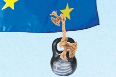 ES pasirengusi teikti skubią paramą Graikijai
