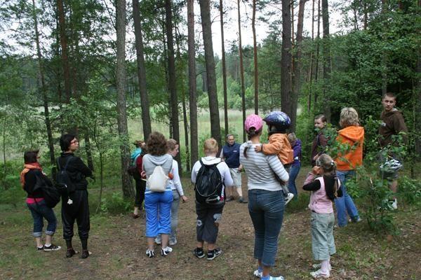 Sekmadienio orai palankūs pėsčiųjų žygiui po Pavilnių ir Verkių regioninius parkus