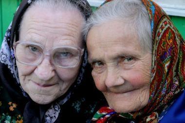 Konservatorius siūlo įteisinti Močiučių ir senelių dieną