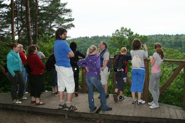 Vilniečiai kviečiami į pažintines išvykas regioniniuose parkuose