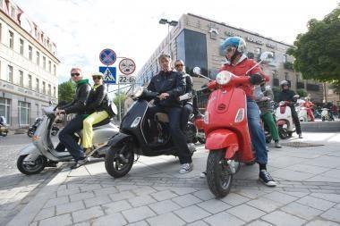 Vaikų komanda saugaus eismo žinias demonstruos konkurse Makedonijoje