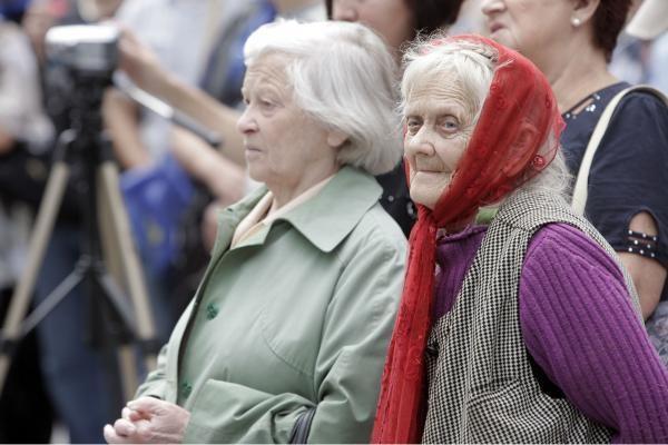 Siūloma ateityje pensijas skaičiuoti taikant